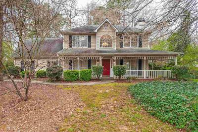 Newnan Single Family Home New: 25 Woodstream Dr