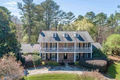 Atlanta Single Family Home New: 3299 Indian Valley Trl