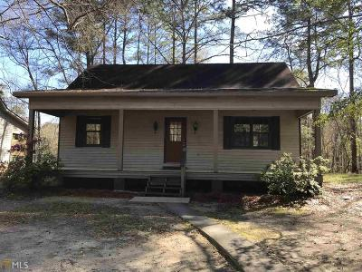 Statesboro Single Family Home New: 126 Winding Way