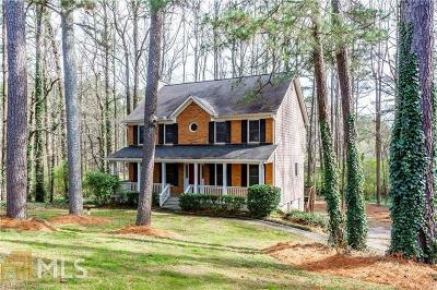 Alpharetta Single Family Home New: 205 Wendy Hill Dr