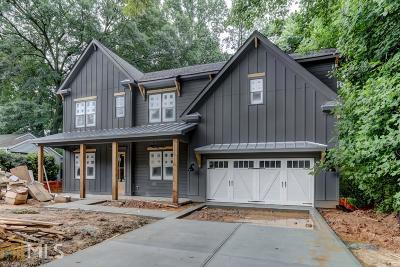 Atlanta Single Family Home For Sale: 1903 Dyer Cir