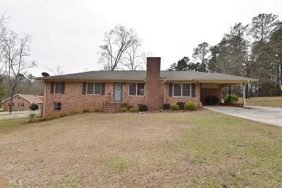 Elberton GA Single Family Home Under Contract: $129,900