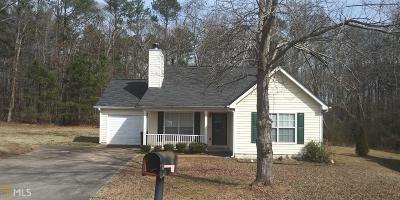 Rex Single Family Home New: 6612 Saganaw Dr