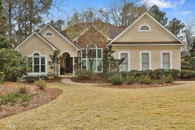 Peachtree City Single Family Home New: 229 Terrane Ridge