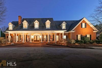 Kennesaw Single Family Home Under Contract: 1313 Marietta Country Club Dr