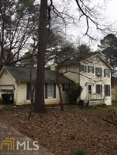 Snellville Single Family Home For Sale: 4186 Castle Gate Ct