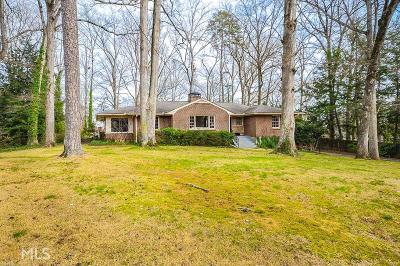 Decatur Single Family Home Under Contract: 2216 Azalea Cir