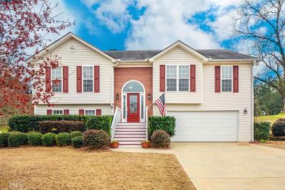 Winder Single Family Home Under Contract: 482 Monticello Ct