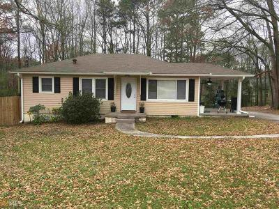 Conyers Single Family Home New: 1230 NW Lakeview Dr