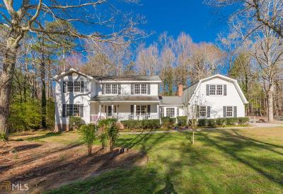Snellville Single Family Home Under Contract: 2512 Flagsmoor Dr