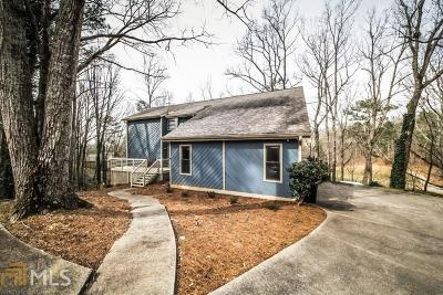 Alpharetta Single Family Home Under Contract: 45 Mt Whitney Pl