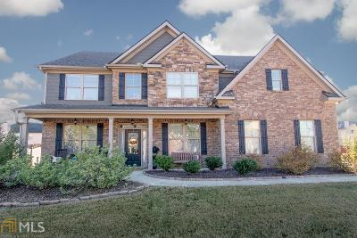 Grayson Single Family Home New: 132 Oatgrass Dr