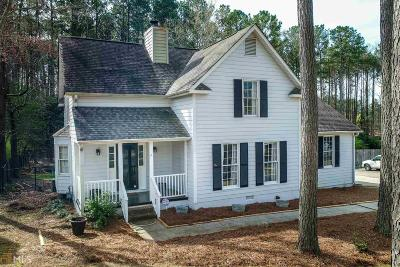 Peachtree City Single Family Home New: 504 Raintree Hill