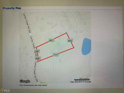 Lilburn Residential Lots & Land For Sale: 236 Camp Creek Rd