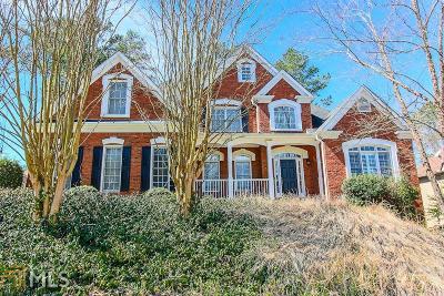 Acworth Single Family Home New: 6020 Addington Dr