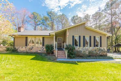 Snellville Single Family Home Under Contract: 1622 Pharrs Rd