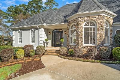 Alpharetta Single Family Home Under Contract: 675 Boxwood Ter
