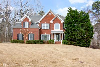 Dacula Single Family Home New: 2115 Lee Patrick Dr