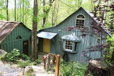 Clarkesville Single Family Home New: 159 Rather Hill Trl