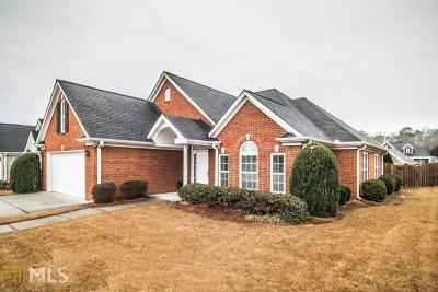 Snellville Single Family Home New: 2029 Wicker Wood Way