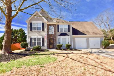 Marietta Single Family Home Under Contract: 2929 Steadman Vly