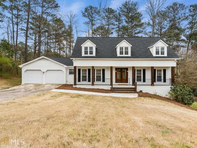 Single Family Home Under Contract: 439 Woodstone West Dr