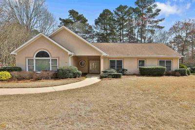 Peachtree City Single Family Home Under Contract: 106 Oakdale