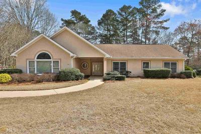 Peachtree City GA Single Family Home Under Contract: $398,000