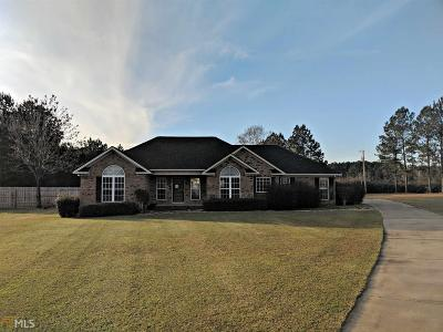 Statesboro Single Family Home New: 1819 N Leah Ln