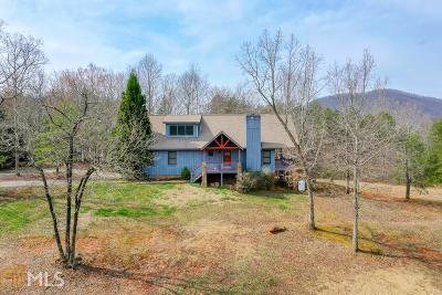 Cleveland Single Family Home Under Contract: 1479 Highway 255 S