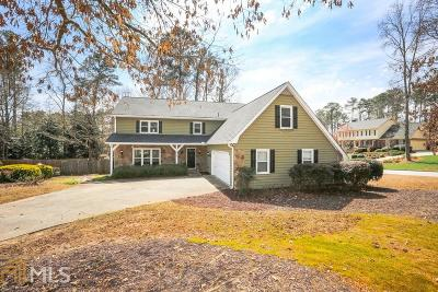 Sandy Springs Single Family Home New: 7543 Kinsella Ct
