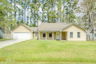 The Meadows Single Family Home New: 122 Old Folkston Rd