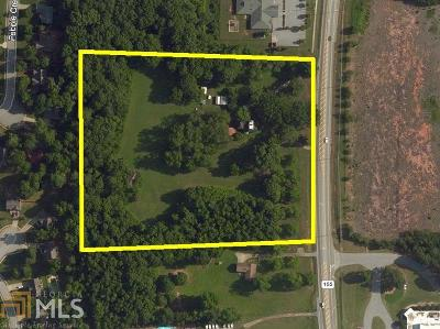 McDonough Residential Lots & Land New: 1558 Highway 155 S