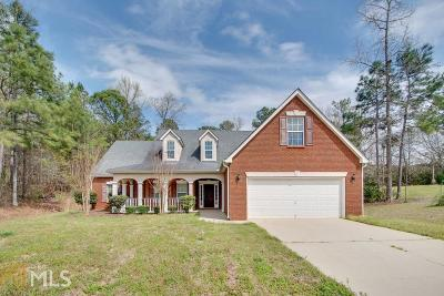 Covington Single Family Home Under Contract: 65 Stewart Glen Dr