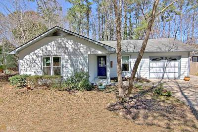 Peachtree City Single Family Home New: 839 Bedford Park