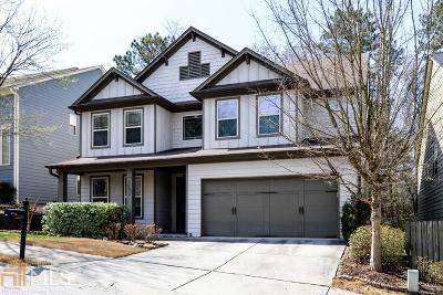 Atlanta Single Family Home New: 2082 Hatteras Way