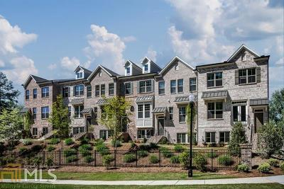 Chamblee Condo/Townhouse Under Contract: 3153 Rutter Dr #36