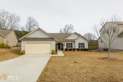 Winder Single Family Home Under Contract: 377 Pinnacle Dr
