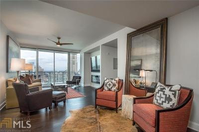 Condo/Townhouse New: 3338 Peachtree Rd #3005