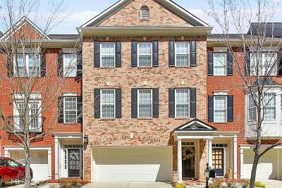 Peachtree City Condo/Townhouse New: 24 American Walk