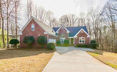 Flowery Branch Single Family Home New: 6172 Saddlehorse Dr