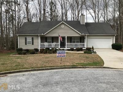 Oxford Single Family Home Under Contract: 1445 Cannon Ct