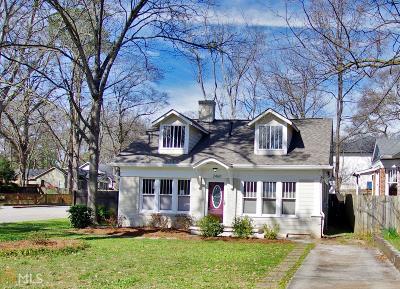 Atlanta Single Family Home New: 2460 Hosea L Williams
