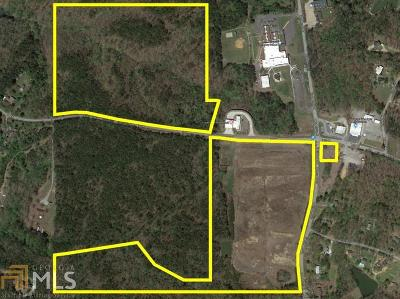 Canton, Woodstock, Cartersville, Alpharetta Commercial Under Contract: Lower Burris & Land Rd