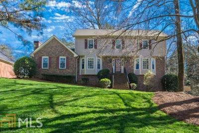 Lilburn Single Family Home New: 4756 Bridgewater Dr