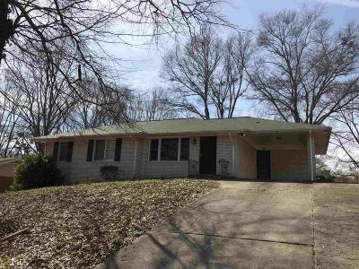Rex Single Family Home Under Contract: 3080 Menlo Park Dr