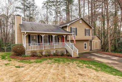 Kennesaw Single Family Home Under Contract: 3025 Sumit Wood