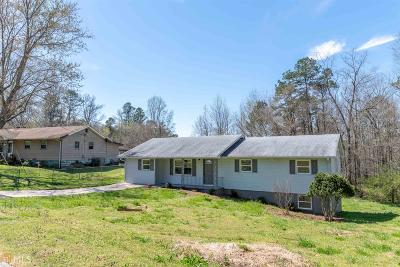 Gainesville Single Family Home Under Contract: 2881 Fran Mar Dr