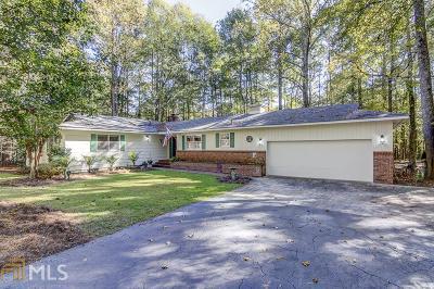 Fayetteville Single Family Home New: 244 Busbin Rd