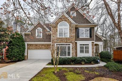 Smyrna Single Family Home Under Contract: 3386 Fieldwood Dr